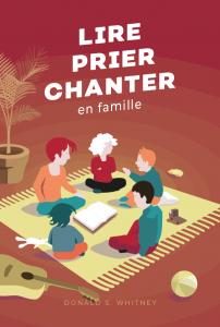 Couverture du livre Livre, prier, chanter en famille