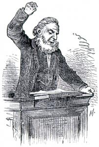 Les erreurs du prédicateur blasé : autorité