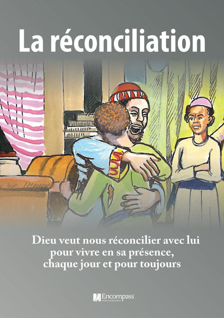 couverture  du livre La réconciliation