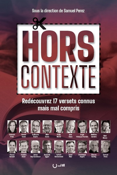 Couverture du livre Hors Contexte