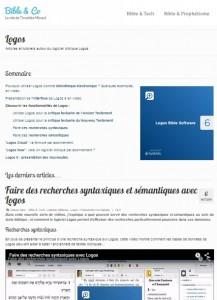 Blog Logos de T. Minard